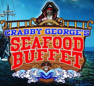 Crabby George's Seafood Buffet Logo
