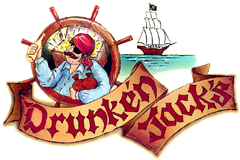 Drunken Jacks Restaurant Logo
