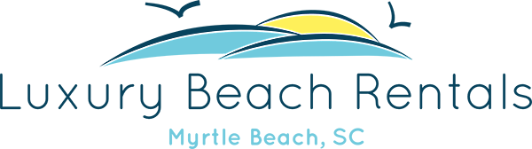 Luxury Beach Rentals Logo