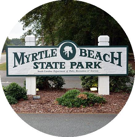 South Carolina State Parks Logo