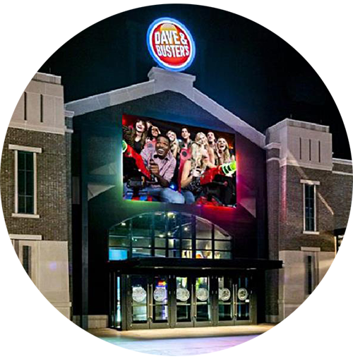 Dave and Busters Myrtle Beach